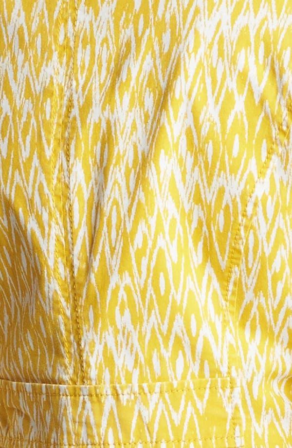 Alternate Image 4  - Amber Sun 'Megan' Print Blazer