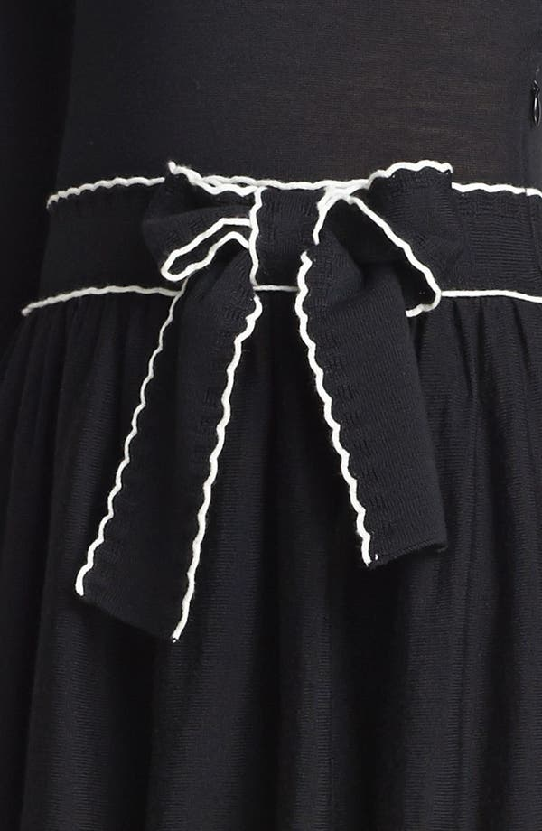 Alternate Image 3  - RED Valentino Knit Dress with Ribbon Bow Belt