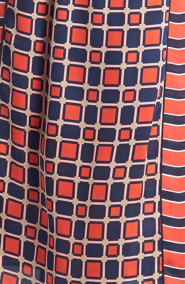 Alternate Image 3  - MICHAEL Michael Kors 'Soho Square' Sleeveless Maxi Dress (Plus Size)