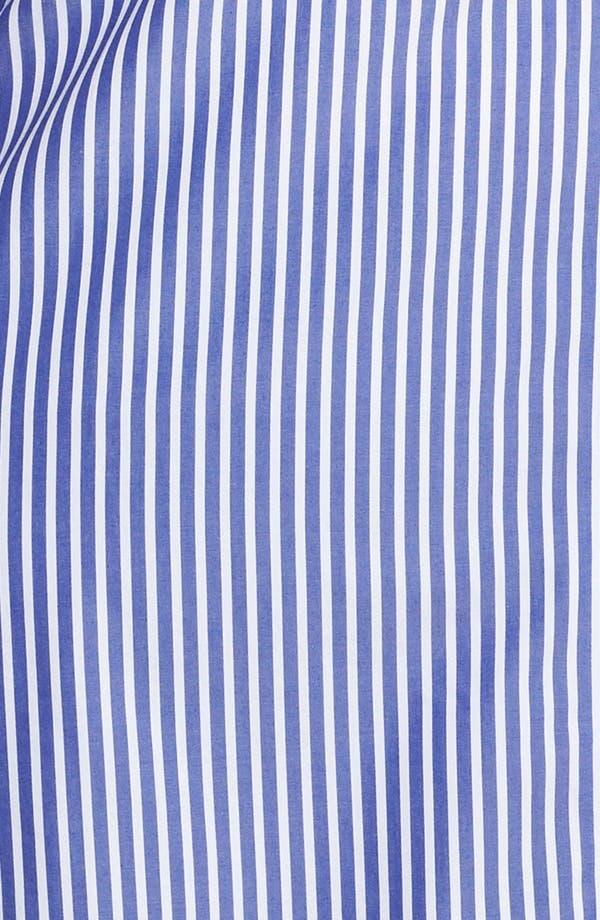 Alternate Image 3  - Foxcroft Stripe Tunic (Plus Size)