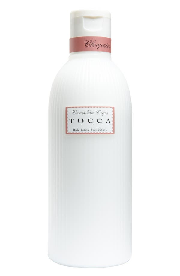 Alternate Image 1 Selected - TOCCA 'Cleopatra' Body Lotion