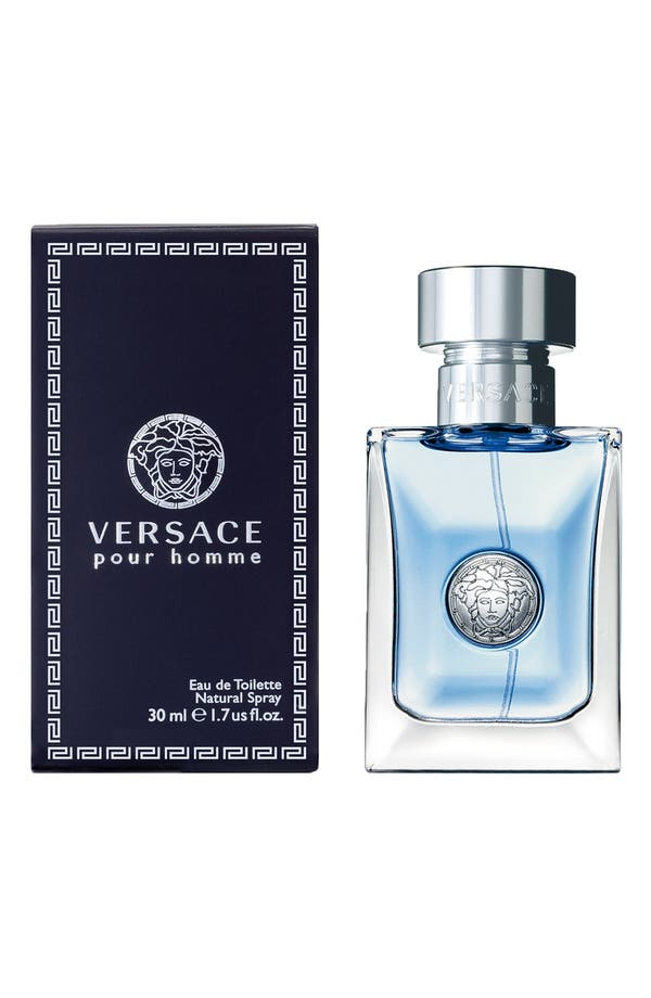 Alternate Image 3  - Versace pour Homme Eau de Toilette Spray