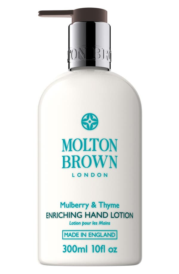 'Mulberry & Thyme' Soothing Hand Lotion,                             Main thumbnail 1, color,                             Mulberry And Thyme