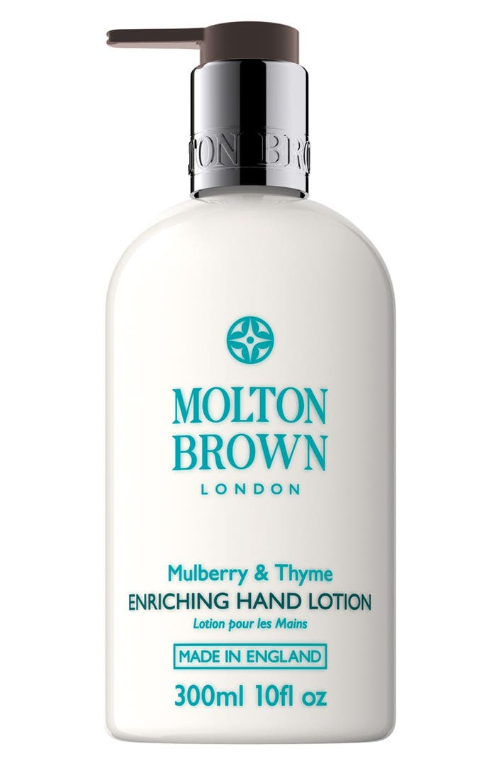 molton brown london 39 mulberry thyme 39 soothing hand lotion nordstrom. Black Bedroom Furniture Sets. Home Design Ideas
