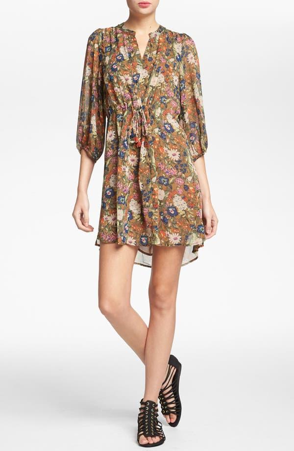 Alternate Image 1 Selected - I. Madeline Floral Print Dress
