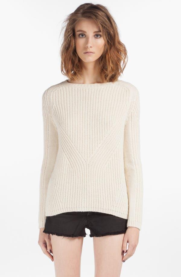 Alternate Image 1 Selected - maje 'Derek' Sweater