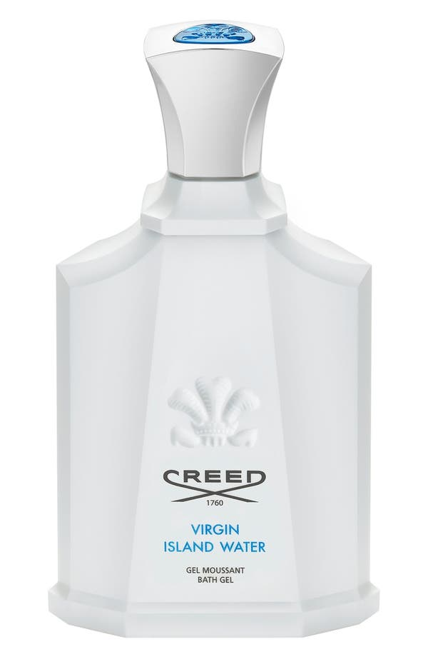 Main Image - Creed 'Virgin Island Water' Shower Gel