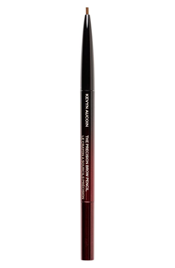SPACE.NK.apothecary Kevyn Aucoin Beauty The Precision Brow Pencil,                             Alternate thumbnail 3, color,                             Warm Blonde
