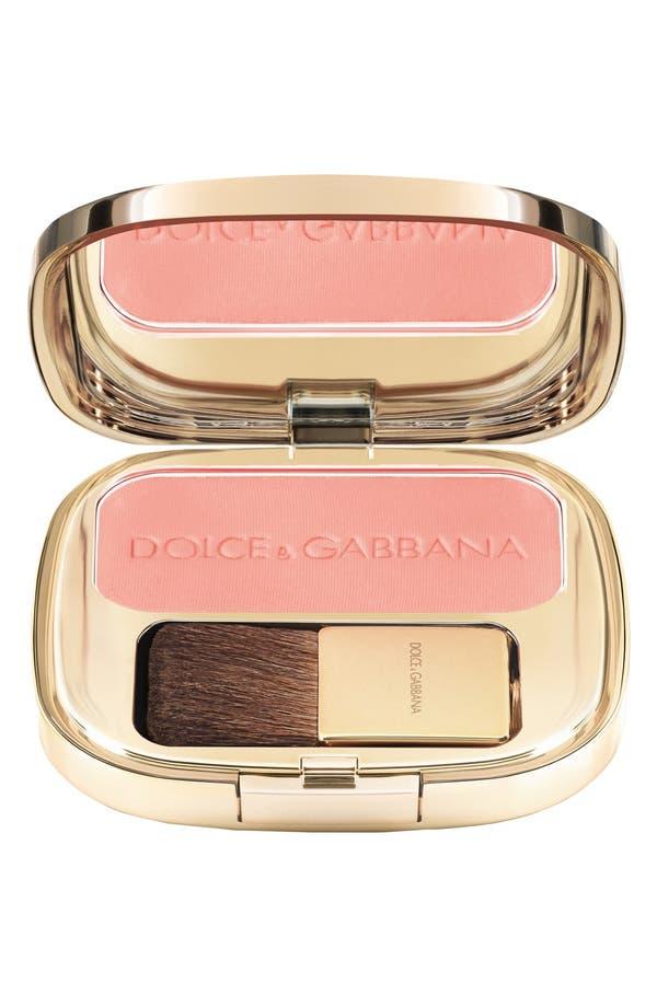 Main Image - Dolce&Gabbana Beauty Luminous Cheek Color Blush