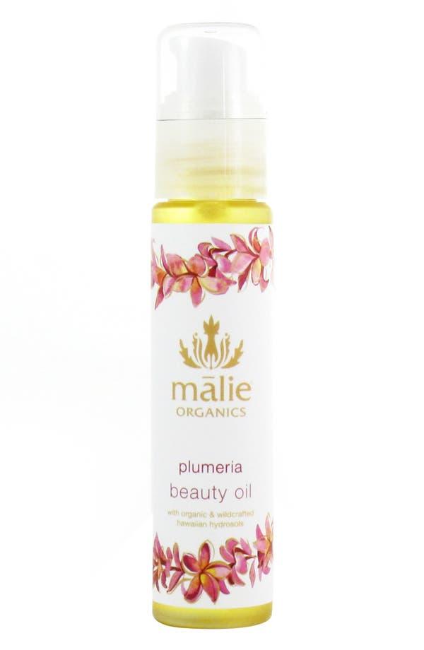 Main Image - Malie Organics Plumeria Beauty Oil