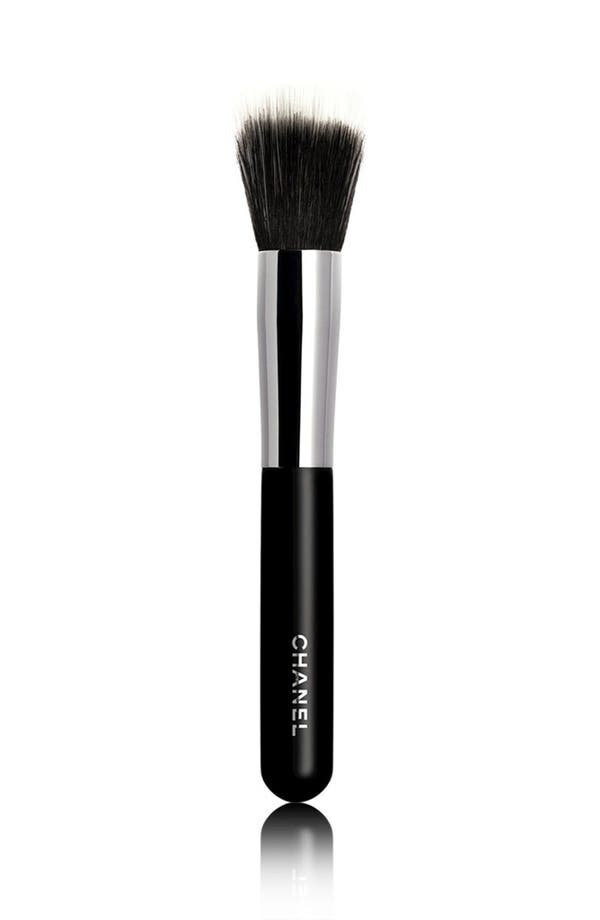 PINCEAU FOND DE TEINT ESTOMPE<br />Blending Foundation Brush #7,                         Main,                         color, No Color