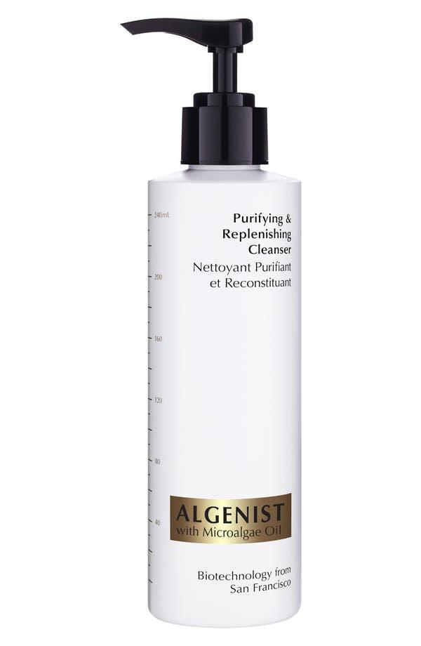 Alternate Image 1 Selected - Algenist 'Purifying & Replenishing' Cleanser