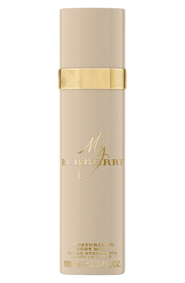 Alternate Image 1 Selected - Burberry 'My Burberry' Moisturizing Body Mist