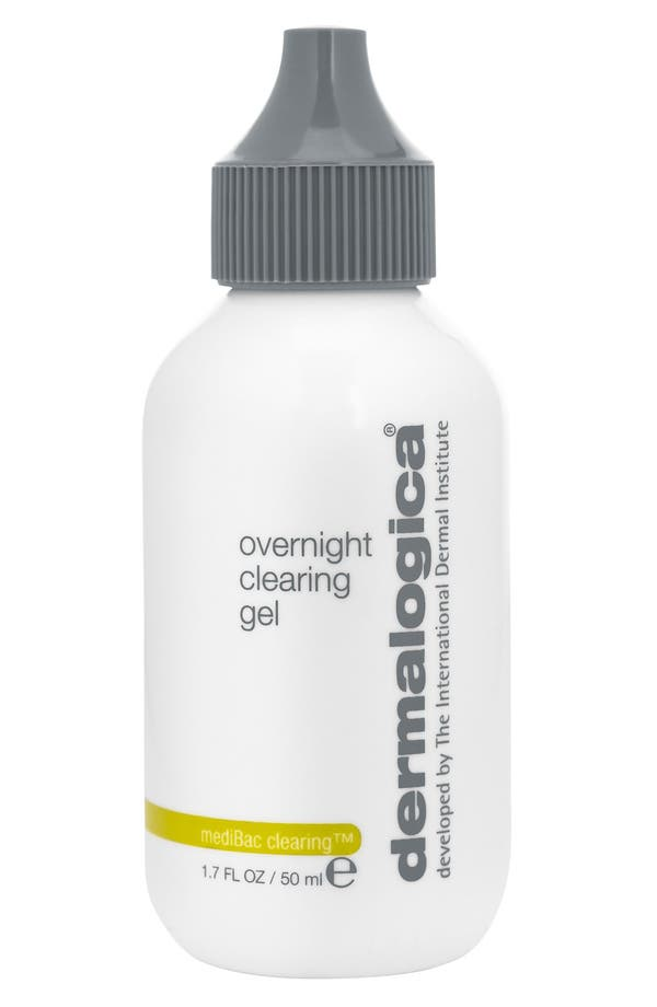 Alternate Image 1 Selected - dermalogica® Overnight Clearing Gel