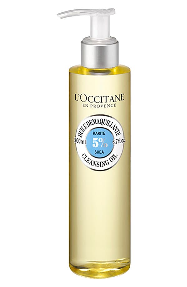 Shea Cleansing Oil,                         Main,                         color, No Color