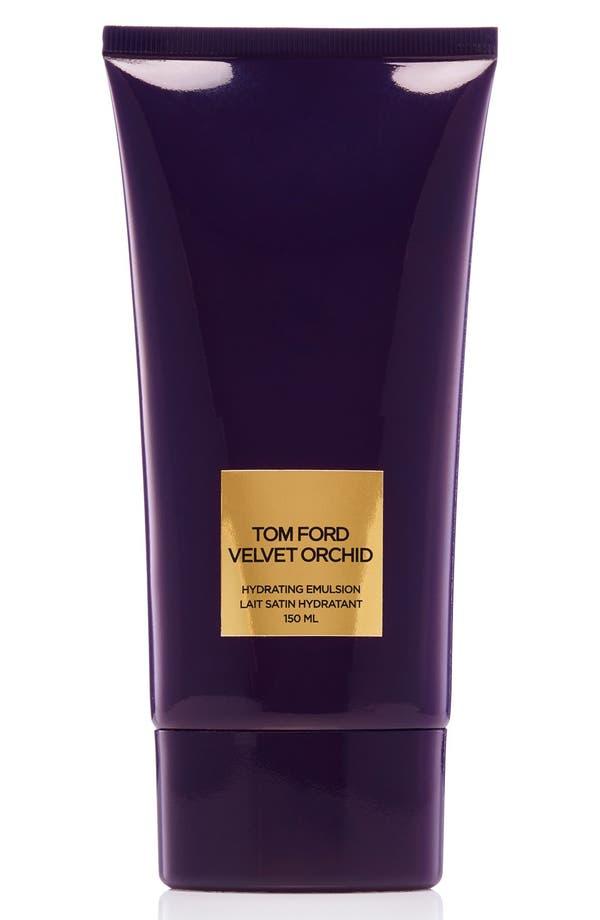 Alternate Image 1 Selected - Tom Ford Velvet Orchid Hydrating Emulsion