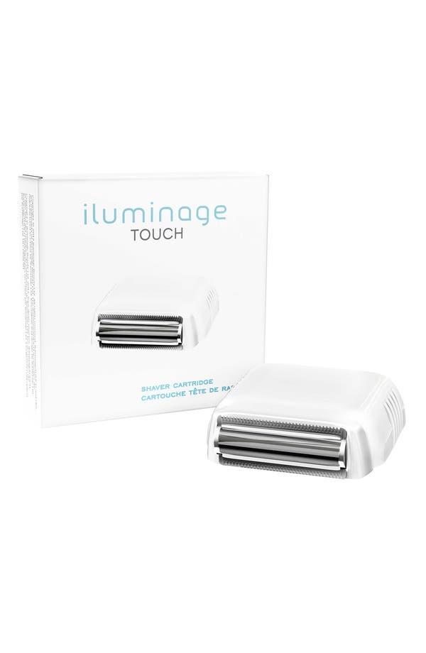 Alternate Image 2  - iluminage TOUCH Shaver Cartridge