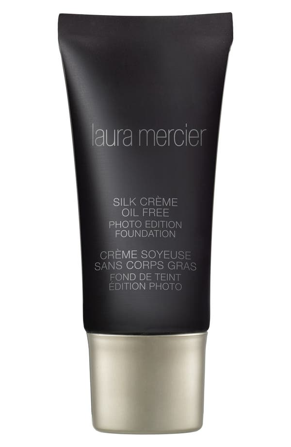 Main Image - Laura Mercier Silk Crème Oil-Free Photo Edition Foundation