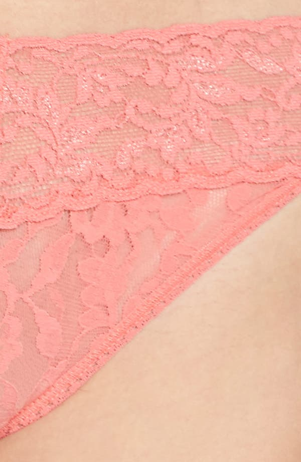 Alternate Image 5  - Hanky Panky Signature Lace Vikini