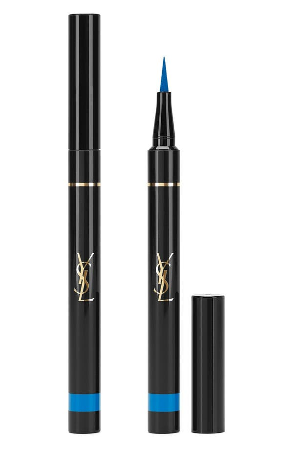 Alternate Image 1 Selected - Yves Saint Laurent 'Eyeliner Effet Faux Cils' Bold Felt Tip Eyeliner Pen