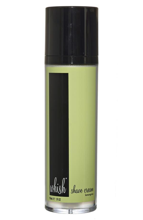 Alternate Image 1 Selected - Whish™ Lemongrass Shave Cream