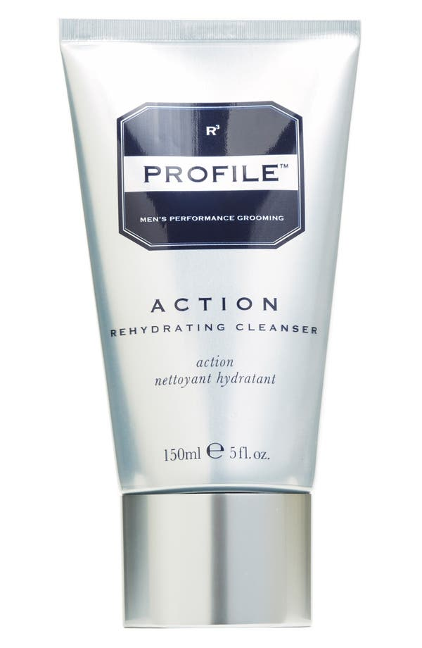 'Action' Rehydrating Cleanser,                             Main thumbnail 1, color,                             No Color