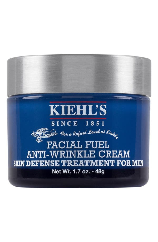 Main Image - Kiehl's Since 1851 'Facial Fuel' Anti-Wrinkle Cream for Men