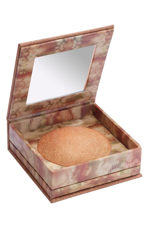 Naked Illuminated Shimmering Powder for Face & Body,                         Main,                         color, Bronze