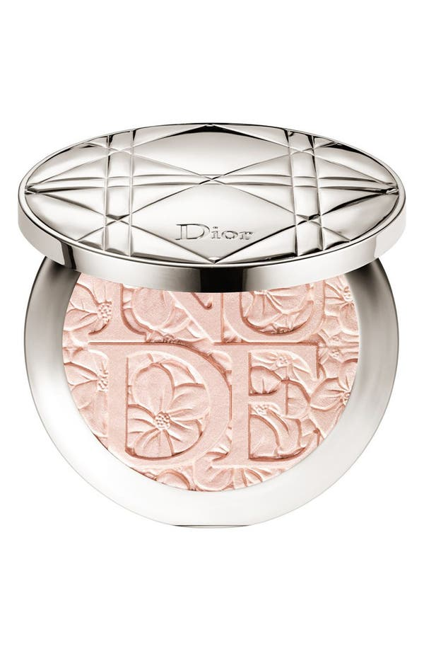Main Image - Dior 'Diorskin Nude Air - Glowing Gardens' Illuminating Powder