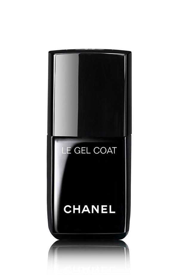 Main Image - CHANEL LE GEL COAT Longwear Top Coat