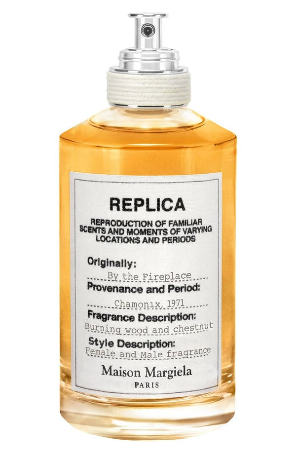 Replica By the Fireplace Fragrance,                             Main thumbnail 1, color,                             No Color