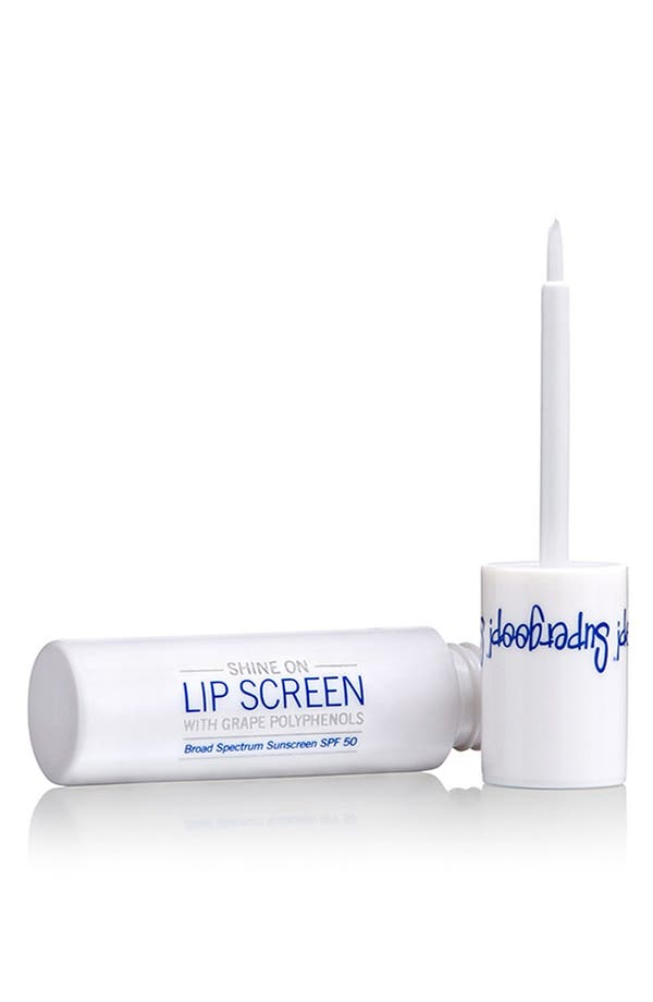 Alternate Image 2  - Supergoop! 'Shine On' Lip Screen SPF 50