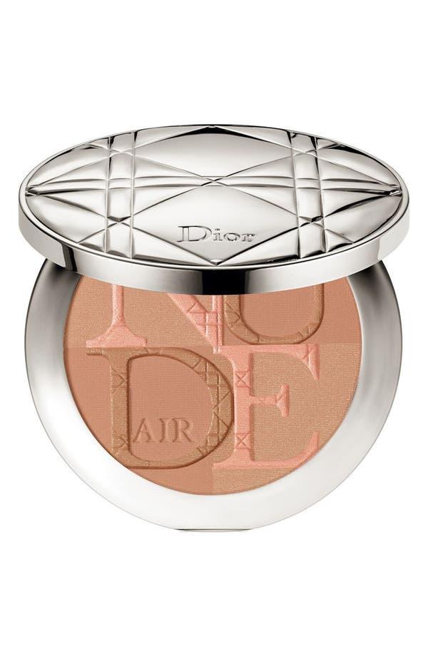 'Diorskin' Nude Air Glow Powder,                         Main,                         color, 002 Fresh Light