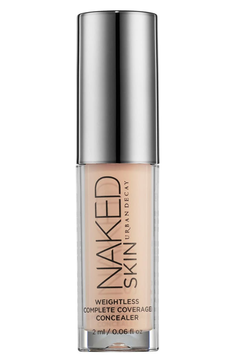 Urban Decay NAKED SKIN WEIGHTLESS COMPLETE COVERAGE CONCEALER - LIGHT NEUTRAL