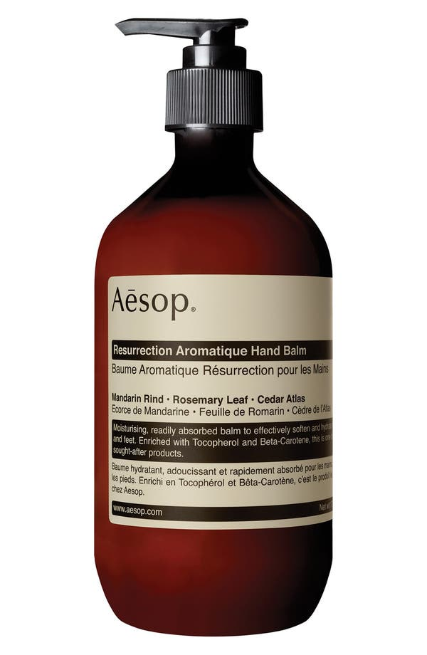 Alternate Image 2  - Aesop Resurrection Aromatique Hand Balm