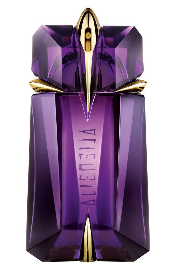 Alien by Mugler Refillable Eau de Parfum Spray,                             Main thumbnail 1, color,                             No Color