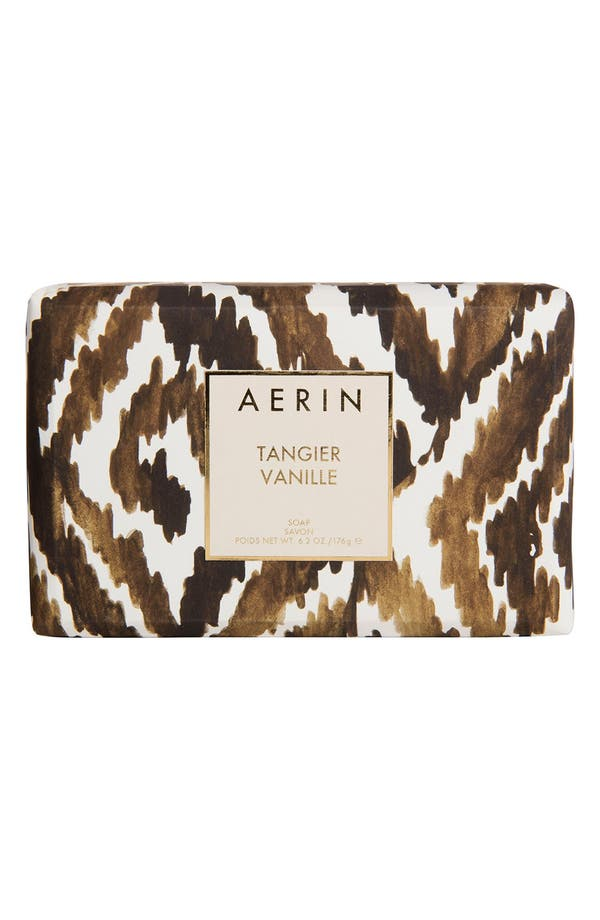 Alternate Image 1 Selected - AERIN Beauty Tangier Vanille Soap