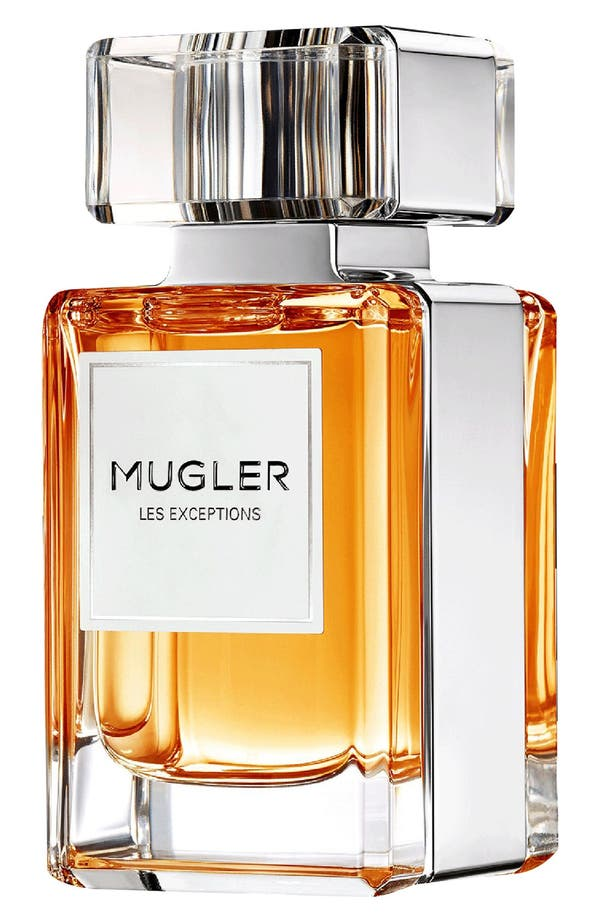 Alternate Image 1 Selected - Mugler 'Les Exceptions - Woodissime' Refillable Eau de Parfum
