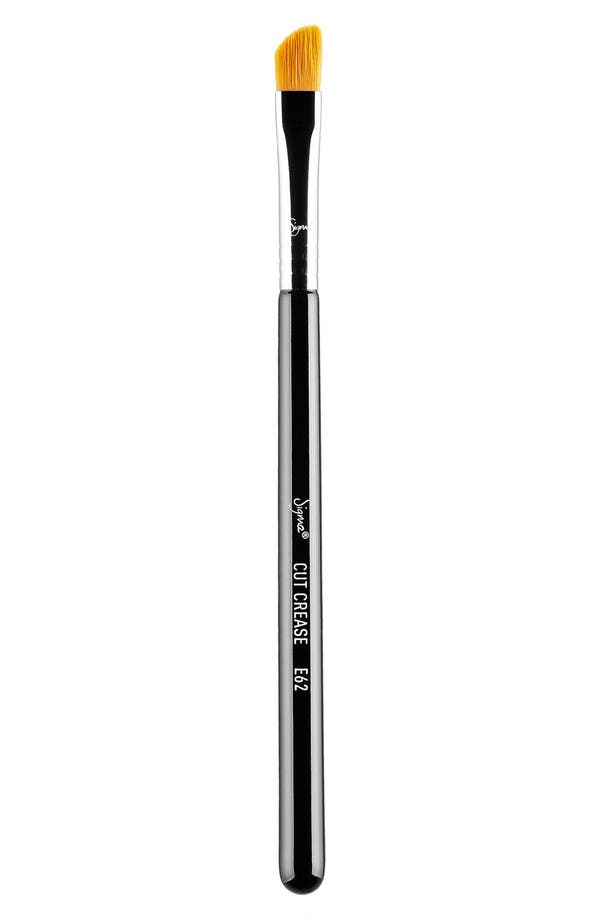 Main Image - Sigma Beauty E62 Cut Crease Brush