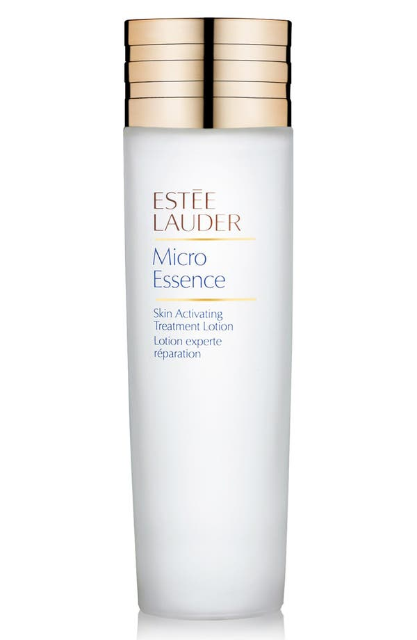 Micro Essence Skin Activating Treatment Lotion,                             Main thumbnail 1, color,                             No Color
