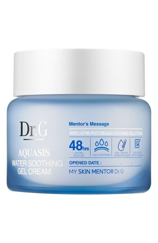 Alternate Image 1 Selected - My Skin Mentor Dr. G Beauty Aquasis Water Soothing Gel Cream