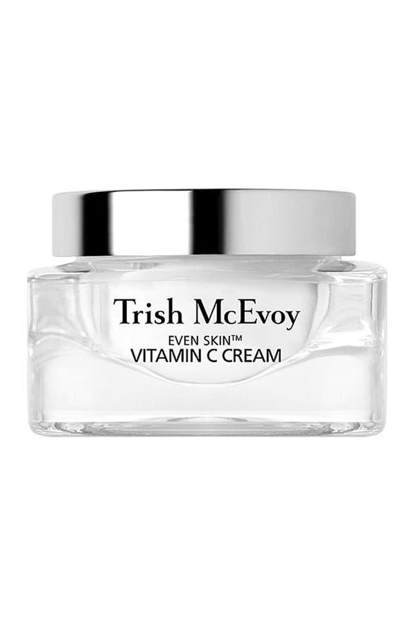 Alternate Image 1 Selected - Trish McEvoy Even Skin Vitamin C Cream