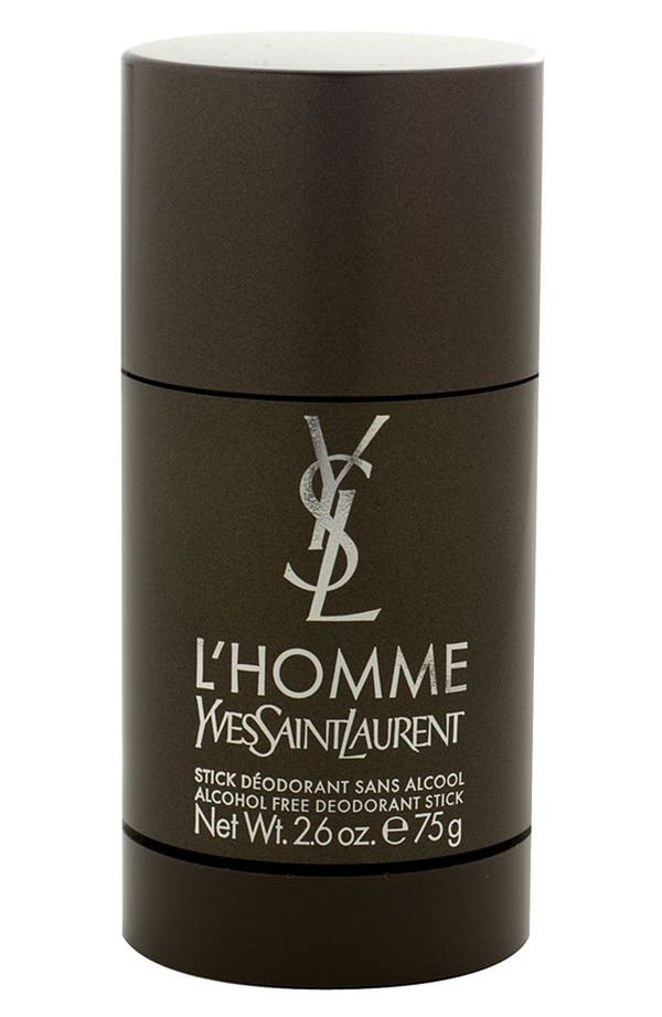 Alternate Image 1 Selected - Yves Saint Laurent 'L'Homme' Alcohol Free Deodorant Stick