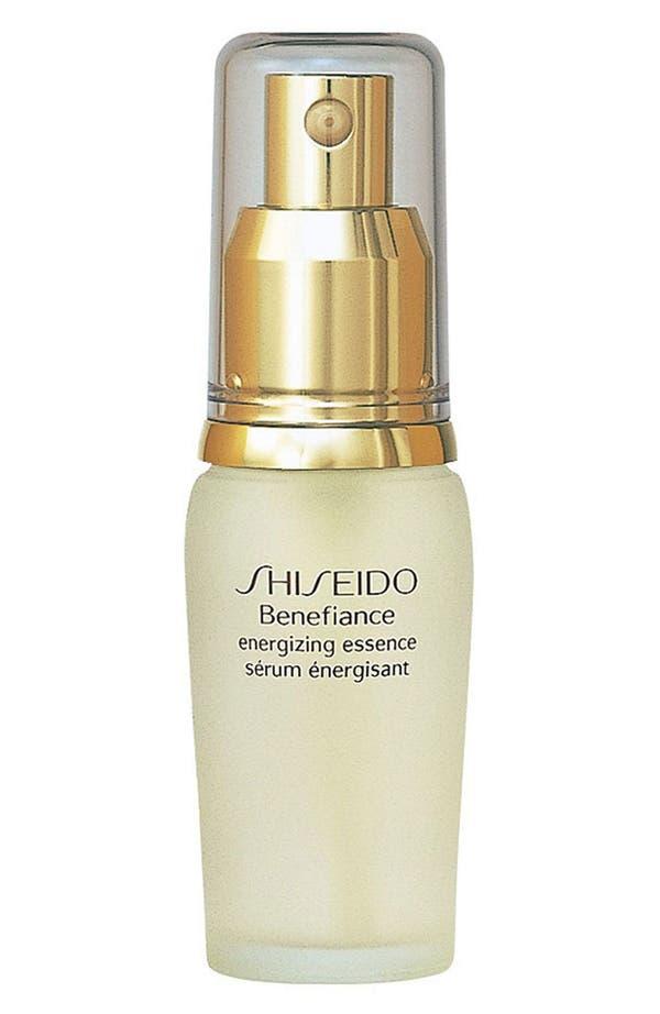 Alternate Image 1 Selected - Shiseido 'Benefiance' Energizing Essence
