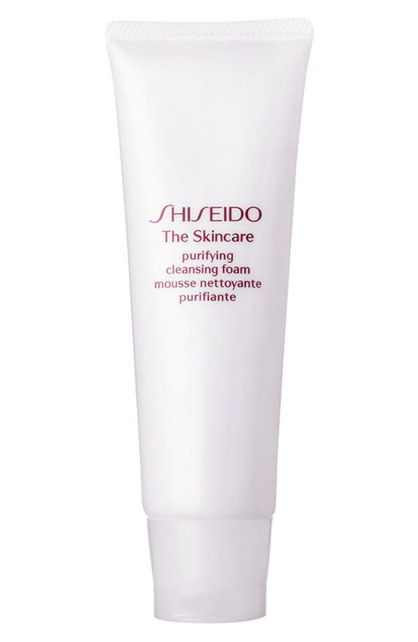 Alternate Image 1 Selected - Shiseido 'The Skincare' Purifying Cleansing Foam