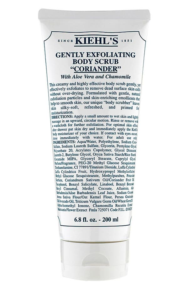 Main Image - Kiehl's Since 1851 Gentle Exfoliating Body Scrub (Coriander)