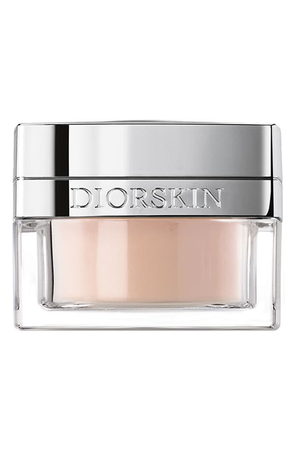Alternate Image 1 Selected - Dior 'Diorskin Nude' Natural Glow Fresh Powder Makeup SPF 10
