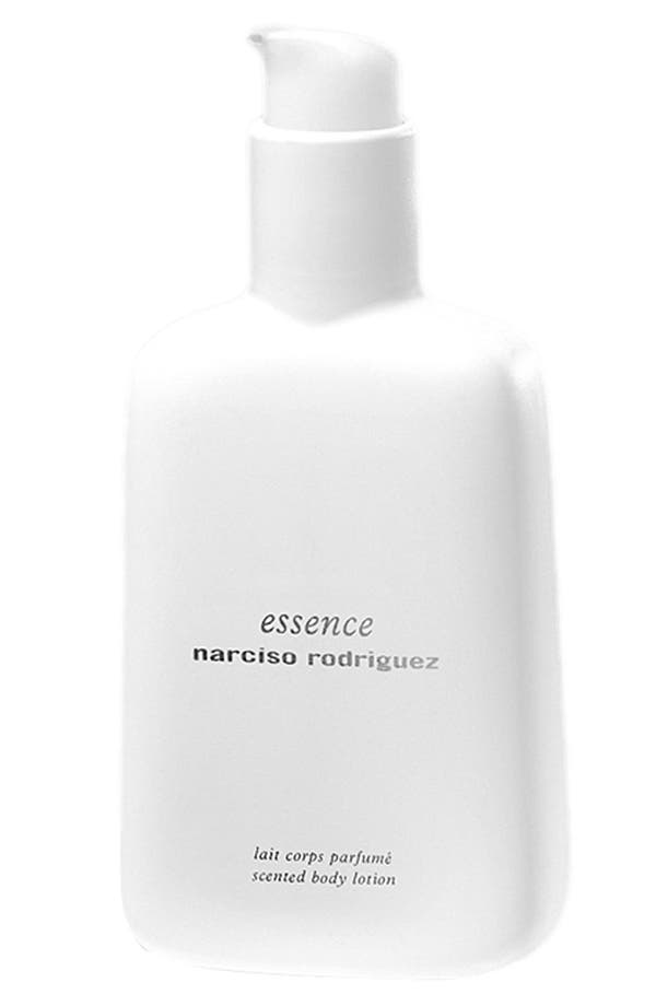 Alternate Image 1 Selected - Narciso Rodriguez 'Essence' Body Lotion