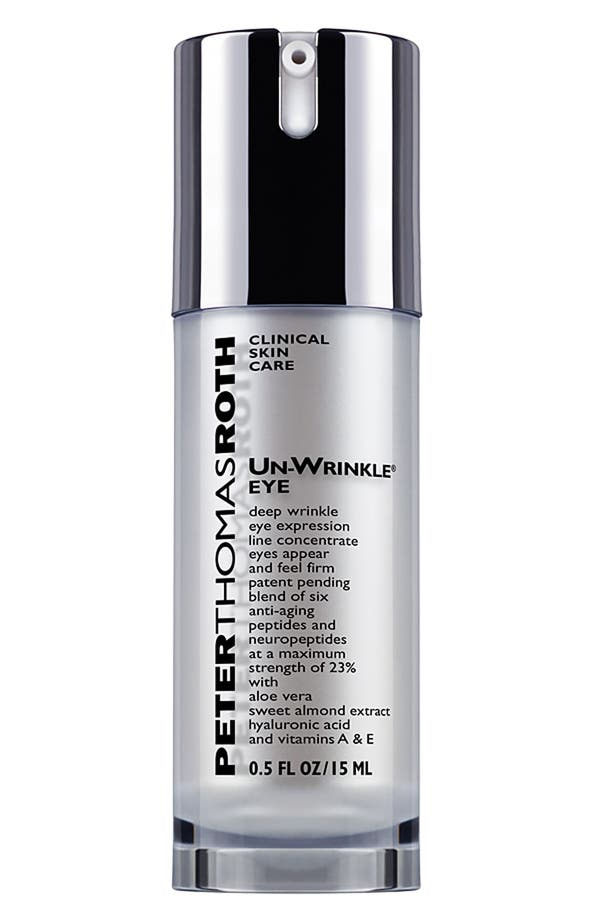 Alternate Image 1 Selected - Peter Thomas Roth Un-Wrinkle® Eye