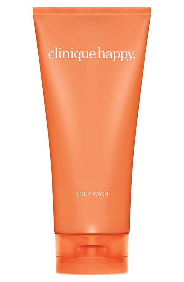 Main Image - Clinique 'Happy' Body Wash